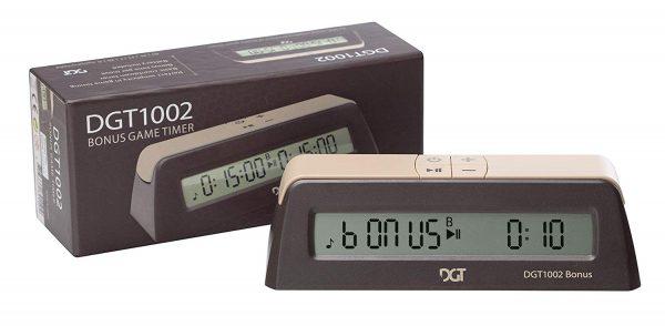 Reloj de ajedrez DGT AJ1002
