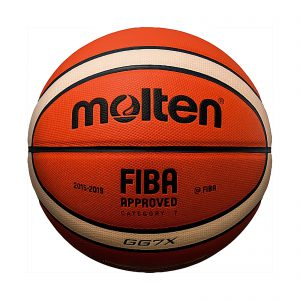 BALÓN BALONCESTO 12 PANELES OFICIAL FIBA BGG7X