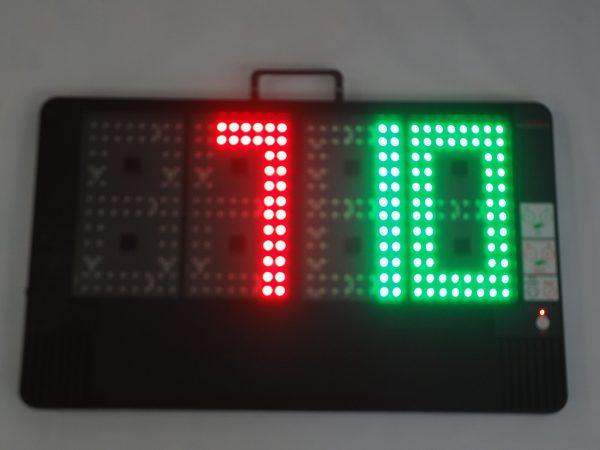 TABLERO ELECTRONICO DOBLE CARA DELTA 2 DEL2FE