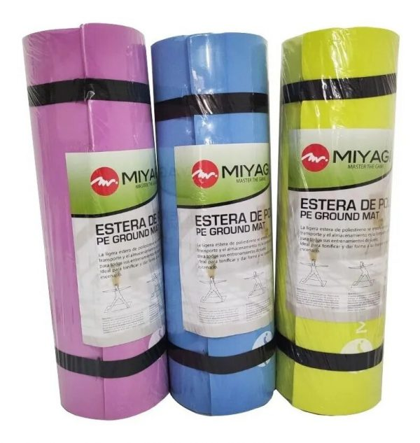 ESTERA PARA YOGA EN EVA 8MM M97509