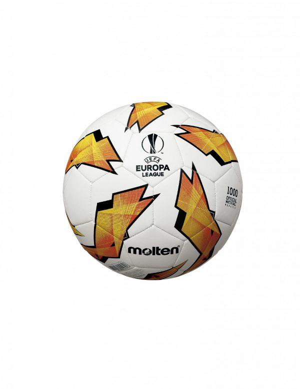 BALÓN PARA FÚTBOL MOLTEN UEFA F1U1000-G18