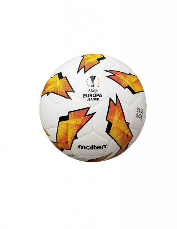 BALON FUTBOL MOLTEN UEFA F5U3400 HIBRIDO #5