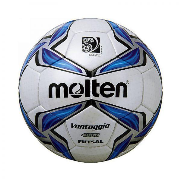BALÓN FUTSALA COSIDO CUERO PU SELLO FIFA F9V4800