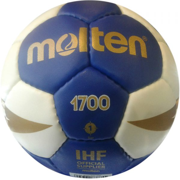 BALON BALONMANO MOLTEN COSIDO HX1700