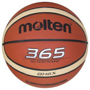 BALON BALONCESTO PVC MOLTEN BGH6X