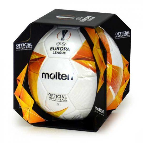 BALON FUTBOL MOLTEN UEFA PROFESIONAL F5U5000